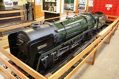 Railway Museum (Capt' Gorgeous) Tags: betwsycoed northwales steam railway brittania narrowguage