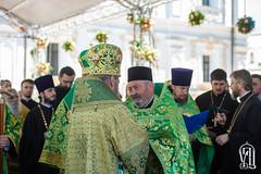 137. Божественная литургия в день памяти прп. Онуфрия Великого 25.06.2019