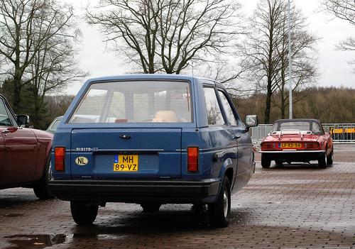 1988 Reliant Rialto 850 SE GLS
