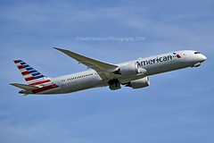 """American Airlines N839AA Boeing 787-9 Dreamliner cn/40646-759 """"8LW"""" @ EGLL / LHR 14-05-2019 (Nabil Molinari Photography) Tags: american airlines n839aa boeing 7879 dreamliner cn40646759 8lw egll lhr 14052019"""