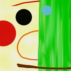 Frosab 2015-09-23 (butts97) Tags: ipad dreaming artstudio composition abstract art color brauna geometric enigma indoors