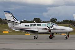 VH-EYQ   Reims-Cessna F406 Caravan II (johnedmond) Tags: perth ypjt westernaustralia jandakot jad reims cessna f406 caravan australia aviation aircraft aeroplane airplane plane ef100400mmf4556lisiiusm eos7d canon