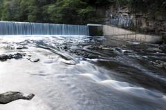 Fall (adcape_) Tags: fall cascada river rio scotland escocia uk edinburgh edimburgo nature naturaleza water agua flow fluido slow