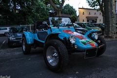 Buggy (xavtad) Tags: rock cars voitures automobile wheels festival meet motor france