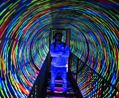 Camera obscure! (adcape_) Tags: edinburgh edimburgo escocia scotland uk museum camera obscure camara oscura museo art arte light luz luces fun picoftheday