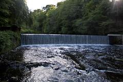Real fall (adcape_) Tags: nature naturaleza fall cascada river rio agua water scotland uk escocia edinburgh edimburgo