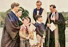 Induction of Gordon E Barritt 1969 Harpenden (theirhistory) Tags: boy child children kid nch childrenshome