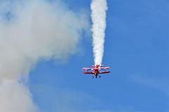"2019 ""Wings & Wheels"" (Ian Macfadyen) Tags: wingswheels airdisplay aerobatics dunsfold helpforheroes warbirds aircraft flyingdisplay brooklandstrust charityevent raf royalairforce pitss2srichardgoodwin"