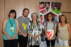 Cos Europeu de Solidaritat - Sessions (in)formatives - Girona