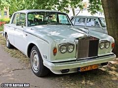 Rolls-Royce Silver Shadow (Adrian Kot) Tags: rollsroyce silver shadow