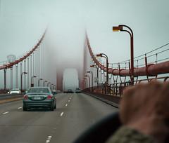 Golden Gate bridge (AndreasKiis) Tags: mood moody nature venice sanfransisco bridge goldengate