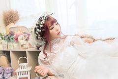 [Verna]Angel White (Novafly) Tags: asia darlin girl taiwan verna angle highkey wedding white 人名 名稱