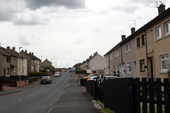 Netherton.Wishaw. (boneytongue) Tags: private estate council housing lanarkshire netherton scheme