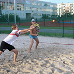 Liepājas pludmales turnīra 1.posms 19.06.2019. Foto: Ģirts Gertsons