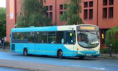 CX58 EWS. (curly42) Tags: arriva 2903 bus transport vdlsb200 wrightpulsar arriva2903 cx58ews publictransport arrivamerseyside