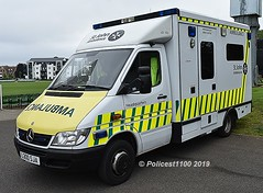 SJA MB Sprinter L300 SJA (policest1100) Tags: st john ambulance mercedes sprinter l300 sja