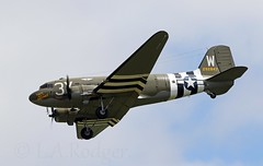 DC3  292847 (TF102A) Tags: aviation aircraft airplane prestwick prestwickairport dakota dc3 c47 292847