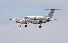C12  00260 (TF102A) Tags: aviation aircraft airplane prestwick prestwickairport usarmy c12 00260
