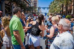 Hogueras de San Juan - Alicante