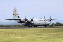 C130H 61005 (TF102A) Tags: aviation aircraft airplane prestwick prestwickairport usaf usairforce c130 c130h hercules 61005
