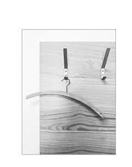 'hang up your hangups' 3 (Armin Fuchs) Tags: arminfuchs lavillelaplusdangereuse universityofmusic hanger kleiderbügel huawei smartphone wood herbiehancock
