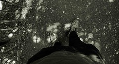 out for a walk (robertwaynelester) Tags: wide walk boots legs me