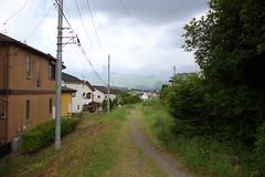 Matsuda#41 (tetsuo5) Tags: 足柄上郡 松田町 ashigarakamigun matsudamachi eos5dmarkⅱ ef35mmf14l 砂利採取線跡