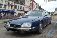 Citroën CX (Monde-Auto Passion Photos) Tags: voiture vehicule auto automobile citroën cx berline bleu blue ancienne classique rare rareté collection rassemblement france courtenay