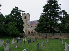 Photo of Trumpington, Cambridgeshire, St Mary and St Michael, exterior from south