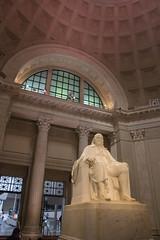 Franklin Institute (klong35) Tags: philadelphia philly pa franklininstitute franklin benfranklin statue