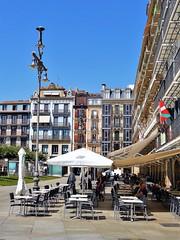 Plaza del Castillo-Iruña (eitb.eus) Tags: eitbcom 20267 g1 tiemponaturaleza tiempon2019 nafarroa pamplonairuña txelofernández