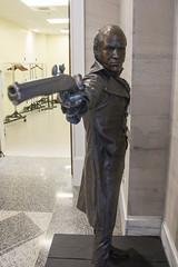 Aaron Burr (klong35) Tags: museumoftheamericanrevolution americanrevolution hamilton burr duel alexanderhamilton aaronburr