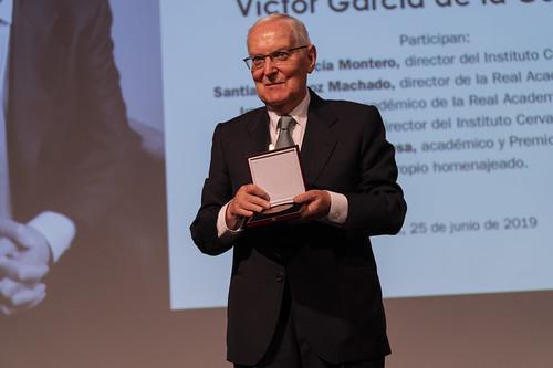 Victor García de la Concha, filólogo