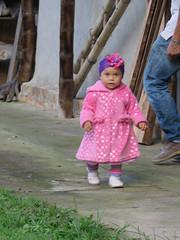 Coffee Plantation near San Agustín, Colombia (Leo Kerner) Tags: coffee plantation colombia kid sanagustin