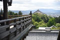 奈良・東大寺二月堂 ∣ Nigatsu-do Temple・Nara (Iyhon Chiu) Tags: 日本 奈良 東大寺 仏堂 建物 二月堂 nara japan japanese nigatsudo buddhist todaiji temple