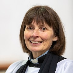 Canon Caroline Worsfold - Ordination Retreat Leader