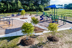 Westpointe Park (Greenville, NC) Tags: greenville nc north carolina westpointe park playground ribbon cutting