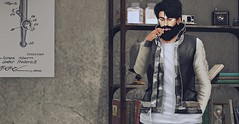 All Pleasures (gutolarix) Tags: men male guys mesh sl second 3d navajo nativeurban boys burley