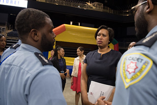 May 08, 2019 MMB Highlighted Investments to Combat Gentrification at the Find Your Future Citywide Resource and Empowerment Expo