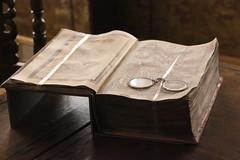 IMG_5203 (normafincher) Tags: russia moscow kolomenskoyemuseumreserve oldbook