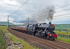 Steam Diversion (Lancs & Yorks) Tags: stanier thedalesman 48151 8f wcml wcrc wcr 25june2019