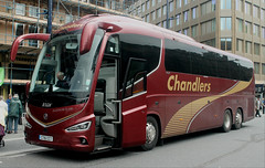 Chandlers Coaches: CT16CCT Irizar i8 Integral (emdjt42) Tags: chandlerscoaches ct16cct irizar coach