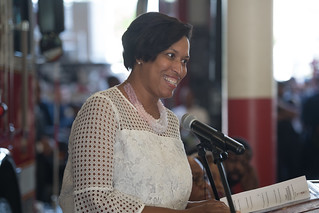 May 06, 2019 MMB Delivered Remarks at Lieutenant Kevin McRae Memorial Gymnasium Dedication