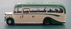 Bedford OB (Southern National) (andreboeni) Tags: bedford coach ob dartmouth southernnational auto bus classic cars scale buses car miniatures miniature model profile models voiture retro collection oldtimer modell coaches omnibus 143 autocar classique classico klassik classica rétro modellauto omnibusse lta906
