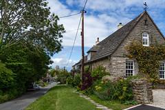 West Street, Corfe Castle (20190608) (Graham Dash) Tags: corfecastle houses