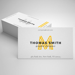 realistic business card (primedesignx) Tags: business card design vector template corporate professional elegant modern creative visiting brand identity id layout contact graphic abstract office print horizontal vertical set company subtle minimal