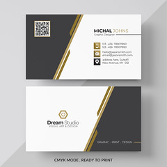 elegant corporate business card (primedesignx) Tags: business card design vector template corporate professional elegant modern creative visiting brand identity id layout contact graphic abstract office print horizontal vertical set company subtle minimal