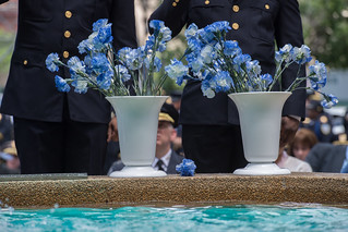 May 05, 2019 MMB Delivered Remarks at the 40th Annual Washington Area Law Enforcement Officers Memorial Service