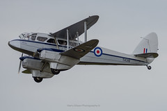 DH-89A Dragon Rapide G-AIDL / TX310 (Mark_Aviation) Tags: dh89a dragon rapide gaidl tx310 performing pleasure flights during daks over duxford event 04062019 iwm egsu normandy