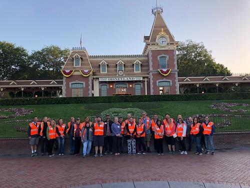 Western Plant Board tours Disneyland
